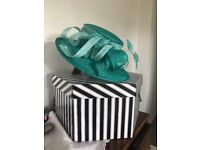 Wedding Hat - BRAND NEW (cost £180)