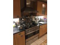 Kitchen - Range Cooker - Dishwasher - worktops