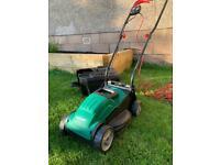 Qualcast RM32 electric lawnmower