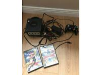 GameCube for sale + 2 games