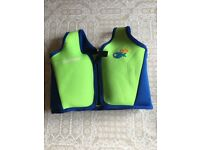 Swimming life vest