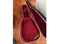 Hiscox guitar case