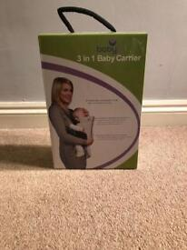 Baby carrier ** reduced**
