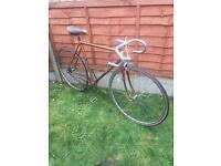 Vintage Single Speed Race Bike Coventry Eagle