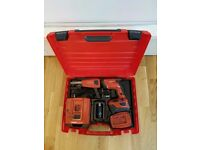 HILTI Drywall Screwdriver SD5000-A22 Screewgun,Screw magazine,2Batteries,Charger