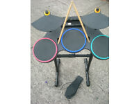 Wii Drum Kit for Guitar Hero (WH_1239)
