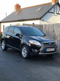 FORD KUGA SEP 2010 ZETEC TDCI **LOW MILEAGE** IMMACULATE CONDITION