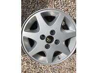 Ford rs alloys