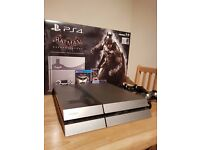 2tb Limited Edition Batman Sony Playstation 4 with Extra Controller