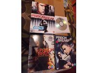 Prison Break DVD's