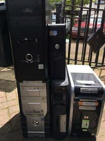 Computers for sale spare or repair