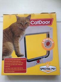 Spectra Pet Catdoor BNIB