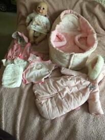 Baby Annabell Doll Bundle