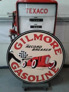 CLASSIC LARGE  GASOLINE  SIGNS