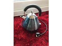 Blue Morphy Richards kettle
