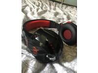 Ps4/xbox/pc wired headset