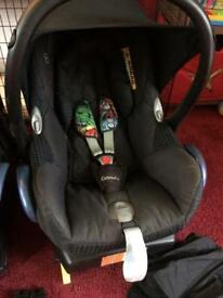 Maxi cosi car seat(s) and car bases isofix easybase easyfix