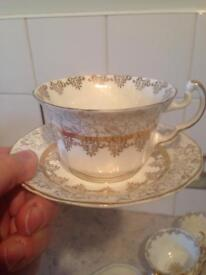 Milton fine bone china