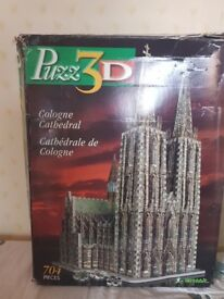 WIBBET 3D PUZZ COLOGNE CATHEDRAL 704 PIECES