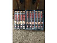 Sopranos box sets on video