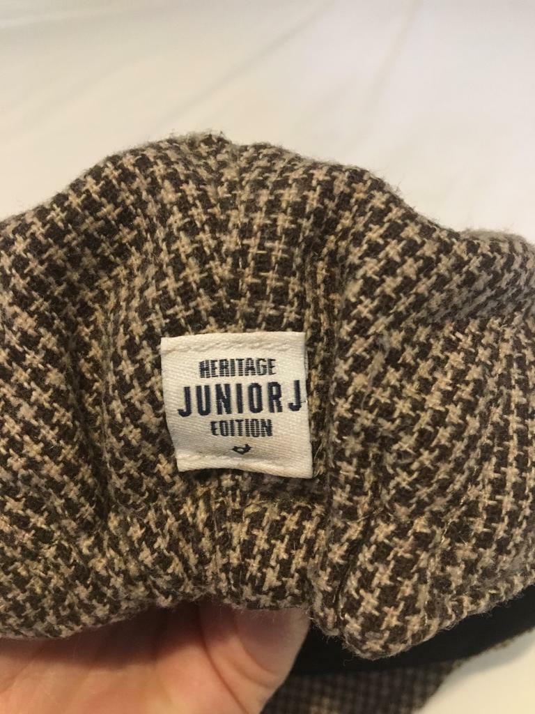 c528581be1dce Jasper Conran flat cap 0-6 months