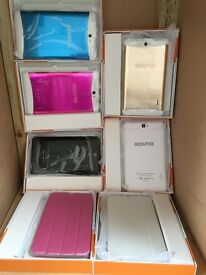 "BRAND NEW TABLET, ANDROID 7"" (DUAL SIM & 8 DIFFERENT COLOURS)"