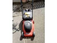 Champion Electric Lawn Mower