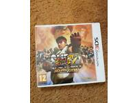 Street Fighter IV 3d edition. Nintendo 3DS