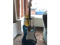 Fender Mexican Strat in mint condition