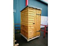 """3 ft 9 """" x 3 ft 9"""" Garden/tool shed"""