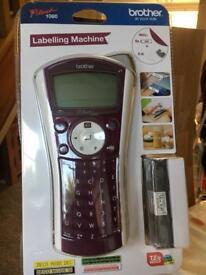 Labelling machine NEW!