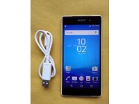 Unlocked Sony Xperia Z2 - White - 16GB - good condition