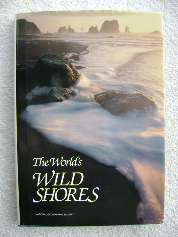 THE WORLDS  WILD SHORES BOOK NAUTICAL MARITIME