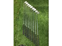 Swilken Golf Irons