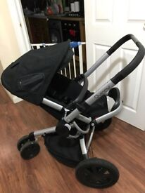 Qunny buzz 3 Single buggy/ pushchair/ stroller/pram