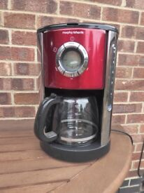 Morphy Richards 47094 Digital Coffee Machine