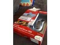 microsoft Wireless Optical Mouse 2000, unopened in package
