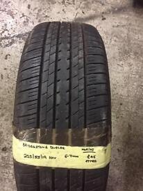 235/55/19 101V Bridgestone Dueler Tyre