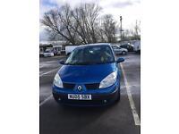 Renault Scenic Automatic 1.6. £1,750 Ono