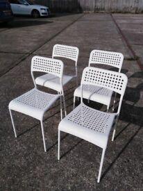 IKEA chairs x4