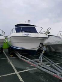 2007 Quicksilver 640 Boat