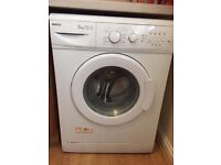 Beko 5kg 1200rpm washing machine in good working order - collection only