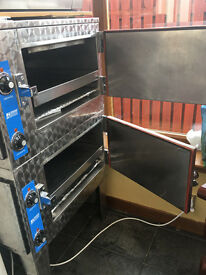 SuMann double commercial oven