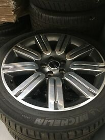 "RANGEROVER 20"" AUTOBIOGRAPHY ALLOYS"