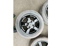 Alloys wheels 15 4x100