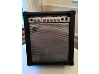 35W guitar amp good condition and great sound