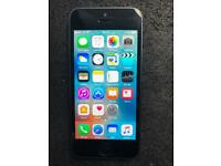 iPhone 5 16GB, EE, virgin. Black colour, mint condition, full working.