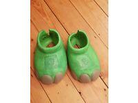 Hulk Avengers sound effect shoe feet