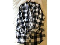 H&M Maternity Shirt Size M