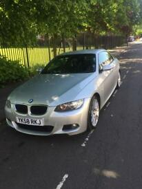 Bmw 320D Cabriolet Msport
